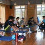 山口県で運動教室:姿勢改善ピラティス