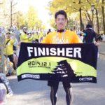 大阪マラソン2019完走報告
